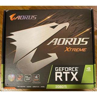 gigabyte aorus rtx2080ti xtreme 11g