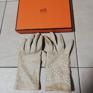 Hermes - エルメス グローブ 手袋