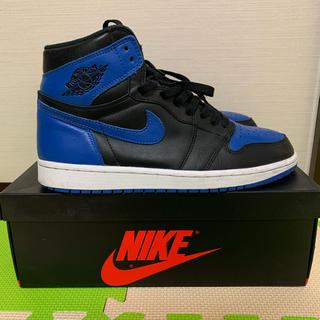 NIKE - Nike Air Jordan 1 High OG Royal Blue