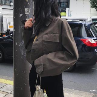 ALEXIA STAM - juemi Short Fatigue Shirt