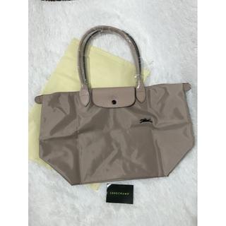 ロンシャン(LONGCHAMP)の 新色 Longchamp ロンシャン トートバッグ 肩掛け L サイズ(トートバッグ)