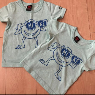 BABYDOLL - 【送料込み】ベビードール モンスターズインク お揃いTシャツ 100 90