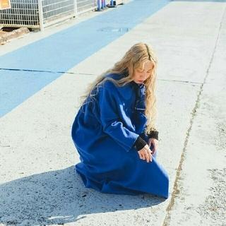 Grimoire - madder madder ribbon coat