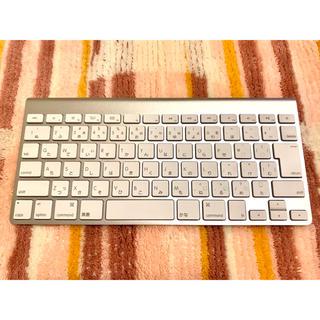 Apple - Apple アップル ワイヤレスキーボード