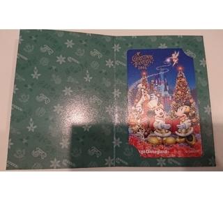 ミニーマウス(ミニーマウス)の[新品]テレフォンカード テレホンカード ディズニー ミッキー ミニー(カード)