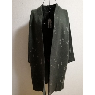 スコットクラブ(SCOT CLUB)のニット セーター 羽織り ロングカーデロング コート カーディガン ニット(ニットコート)