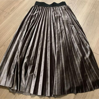 dholic - プリーツスカート