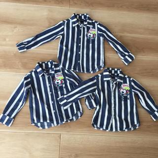 ジャム(JAM)のJAM ストライプシャツ(Tシャツ/カットソー)