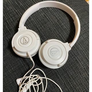 audio-technica - オーディオテクニカ ホワイト 美品