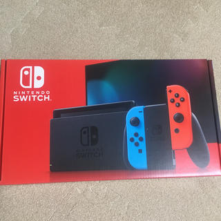 Nintendo Switch - 新型 Nintendo Switch  本体 新品未開封