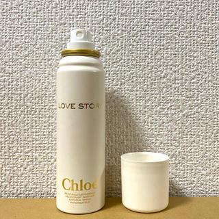 クロエ(Chloe)のChloe LOVE STORY デオドラントスプレー【国内未発売】(制汗/デオドラント剤)