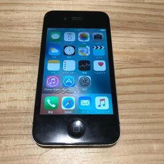 Apple - アイフォン4S ブラック16GB