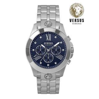 ヴェルサーチ(VERSACE)の新品箱入 VERSUS VERSACE ヴェルサーチ 腕時計 クロノライオン(腕時計(アナログ))