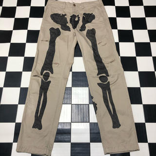 KAPITAL - キャピタル kapital ボーンパンツ born pants custom