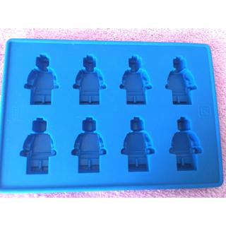 レゴ(Lego)のLEGO シリコン製氷皿(キャラクターグッズ)