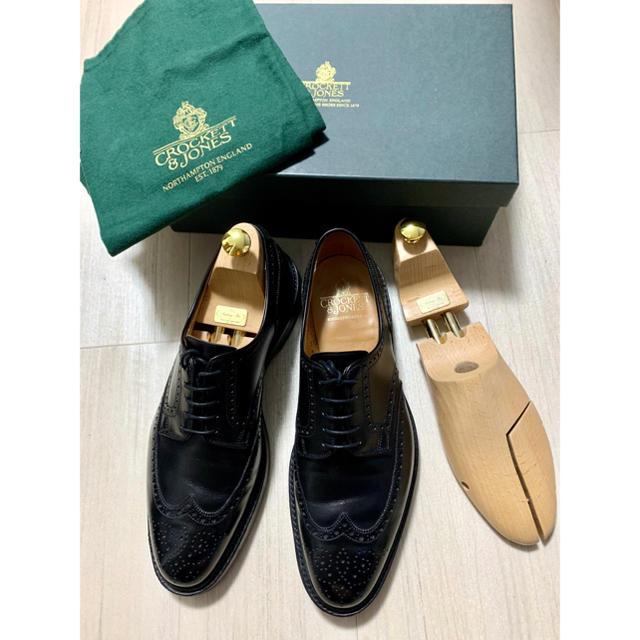 Crockett&Jones(クロケットアンドジョーンズ)のfamnyさん専用 メンズの靴/シューズ(ドレス/ビジネス)の商品写真