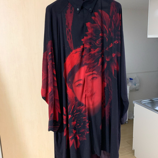 Yohji Yamamoto - Yohji Yamamoto Pour Homme 19ss LOOK22シャツ