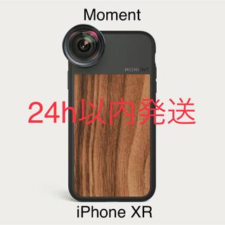 【値下げ不可・日本未発売 】 Moment iPhone XRケース(iPhoneケース)