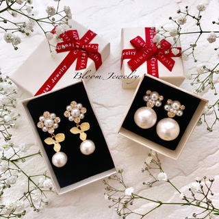 【再販開始】母の日に*゚Special Gift Box*゚ピアス 数量限定◇(ピアス)