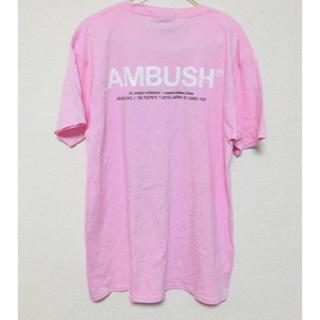 アンブッシュ(AMBUSH)のAMBUSH AW 18 T-SHIRT (Tシャツ/カットソー(半袖/袖なし))