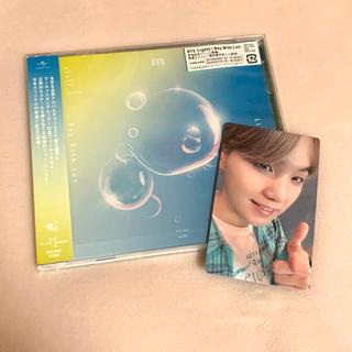 ボウダンショウネンダン(防弾少年団(BTS))のBTS ユンギ トレカ CD(K-POP/アジア)