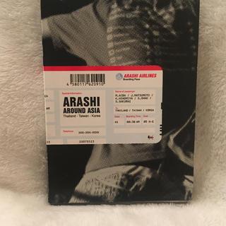 アラシ(嵐)のARASHI AROUND ASIA【初回生産限定盤】 DVD(ミュージック)