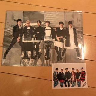 Aぇgroup ファイル(+公式写真おまけ)(アイドルグッズ)