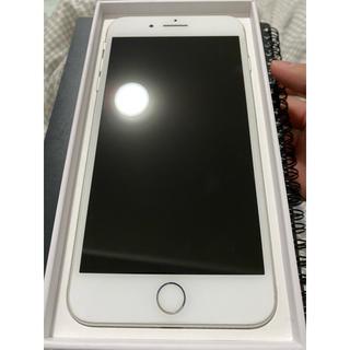 iPhone - iphone8plus 256GB SIMフリー 付属品未使用 箱あり