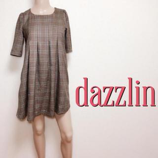 dazzlin - ゆるだぼ♪ダズリン ルーズシルエットワンピース♡ザラ チチカカ