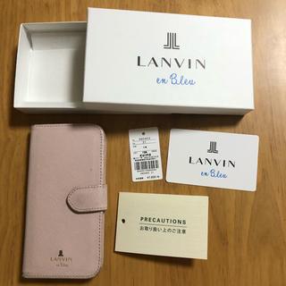 ランバンオンブルー(LANVIN en Bleu)のiPhoneケース LANVINenBleu(iPhoneケース)
