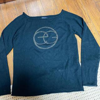 エゴイスト(EGOIST)のEGOIST ロゴマークセーター(ニット/セーター)