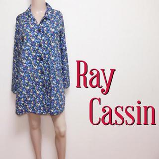 RayCassin - お尻隠し♪レイカズン ルーズシルエット シャツチュニック♡ザラ チチカカ