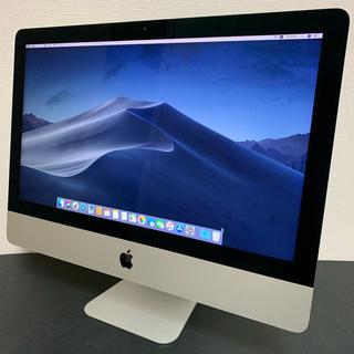 マック(Mac (Apple))のCorei7換装可!! 使用頻度少!! iMac2017 4K21.5inch(デスクトップ型PC)