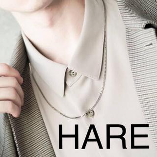 HARE - HARE Vチェーンネックレス