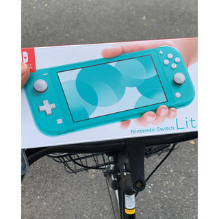 Nintendo Switch - 任天堂 スイッチライト ターコイズ