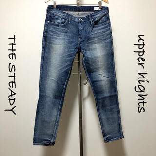L'Appartement DEUXIEME CLASSE - upper hights /ボーイフレンドデニム /THE STEADY /28