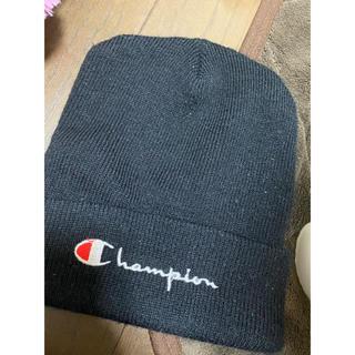 Champion - ニット帽 チャンピオン