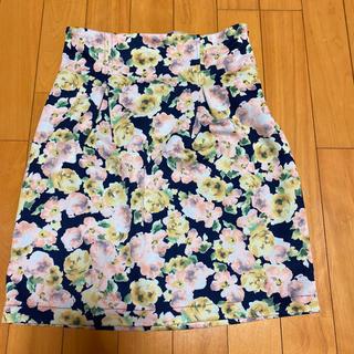 JILLSTUART - 花柄スカート 量産型