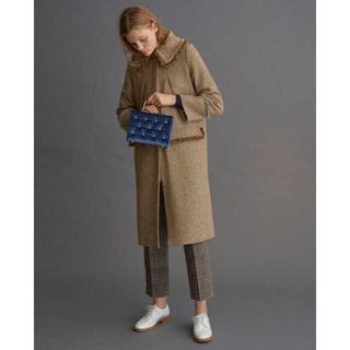 fur fur - FUR FUR ツイードコート