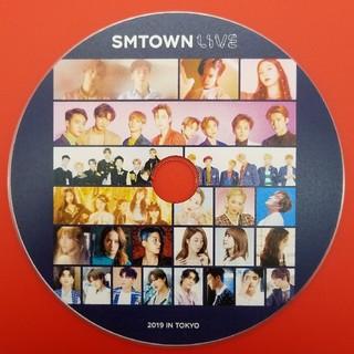 トウホウシンキ(東方神起)の最新!SMTOWN LIVE 2019 IN TOKYO DVD1枚(アイドル)