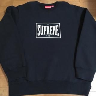 Supreme - Supreme シュプリーム Warm Up Crewneck L