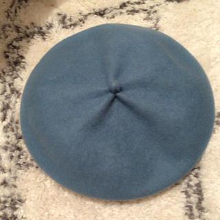 キャトルセゾン(quatre saisons)のマチュアーハ☆ベレー帽(ハンチング/ベレー帽)