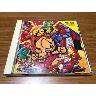 NEC - PC原人3 【箱説明書のみ】PCエンジン