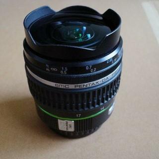 PENTAX - 【完動品】PENTAX smc DA10-17mm F3.5 - 4.5