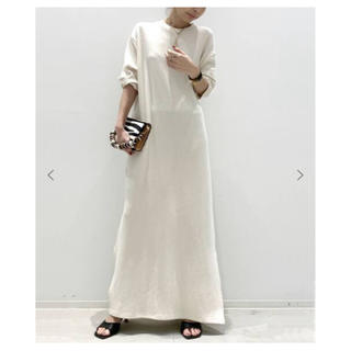 L'Appartement DEUXIEME CLASSE - アパルトモン BILLY/ビリーMILITARY THERMAL DRESS