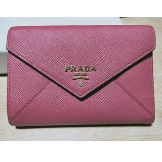 PRADA - PRADA プラダ さいふ 財布 サフィアーノ 美品