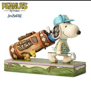 PEANUTS - Jim Shore Peanuts「バーディー」