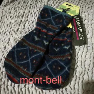 mont bell - mont-bell*ノルディック柄ミトン