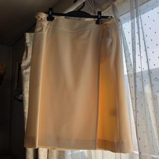 オールドイングランド(OLD ENGLAND)のオールドイングランド巻きスカート新品(ひざ丈スカート)