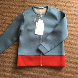 マルニ(Marni)の新品未使用 MARNIのジャケット(ノーカラージャケット)